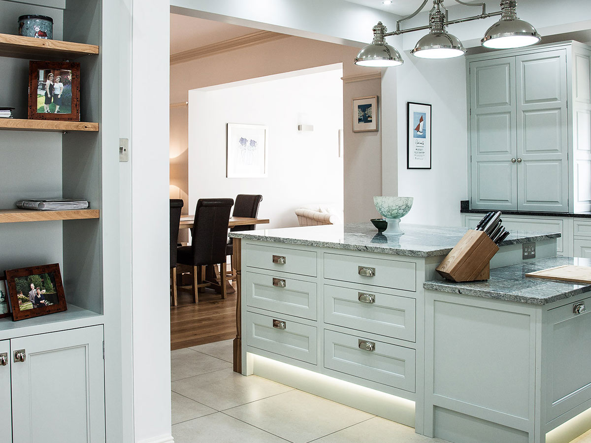 Bespoke Kitchens Cheshire, Handmade Kitchen Design