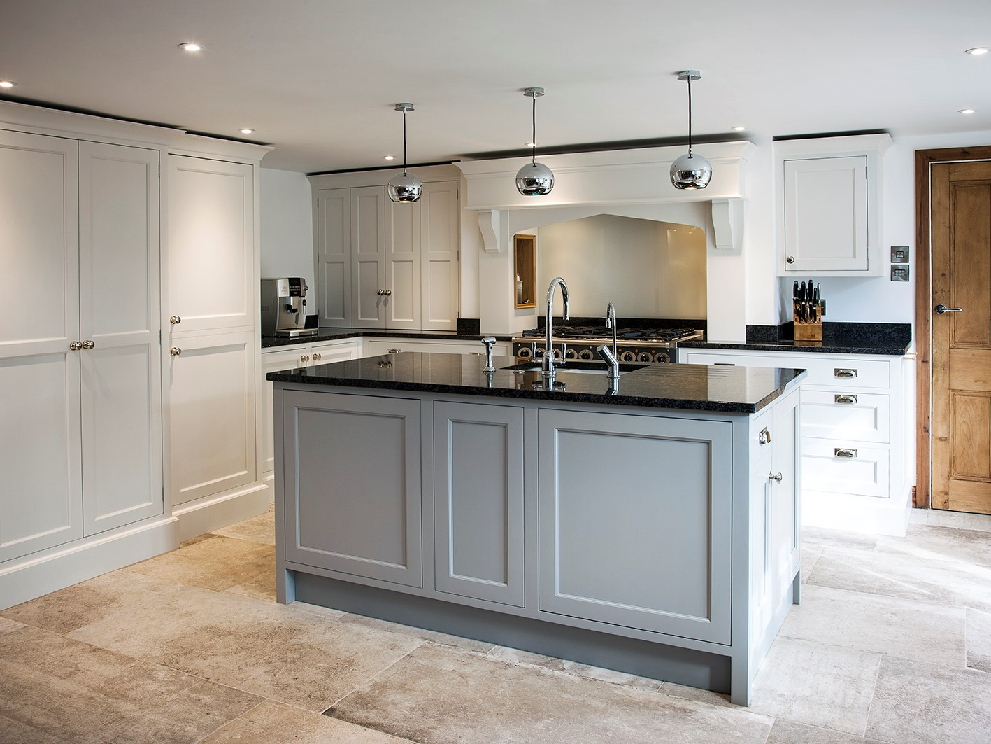 Bespoke Kitchens Chester, Kitchen Design Cheshire - Brownlow