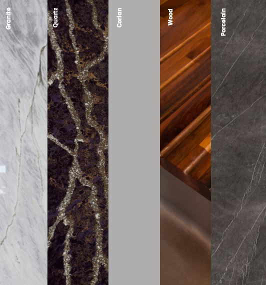 worktop options